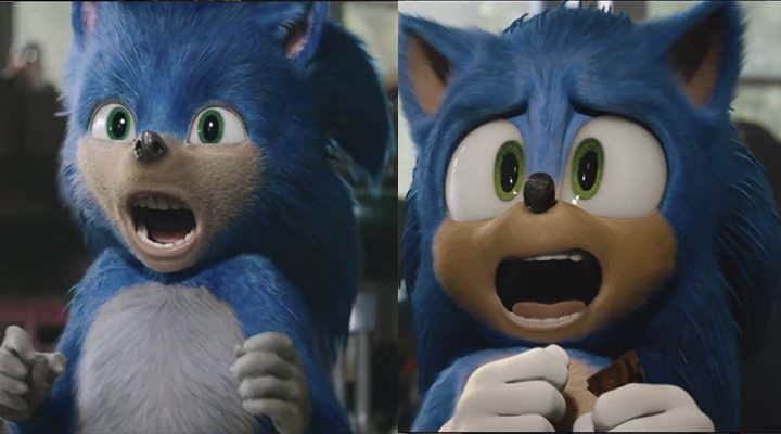 Creador Sonic, diseño