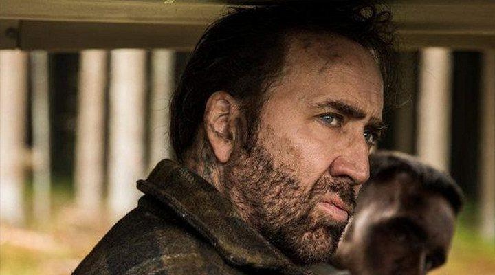 Nicolas Cage nueva película
