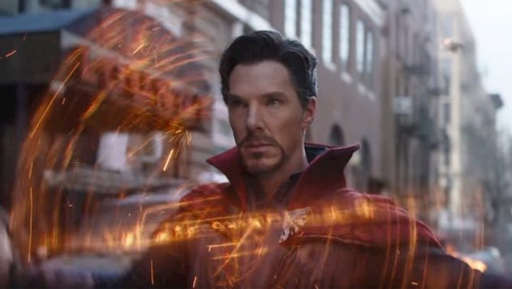 Escena eliminada Infinity War