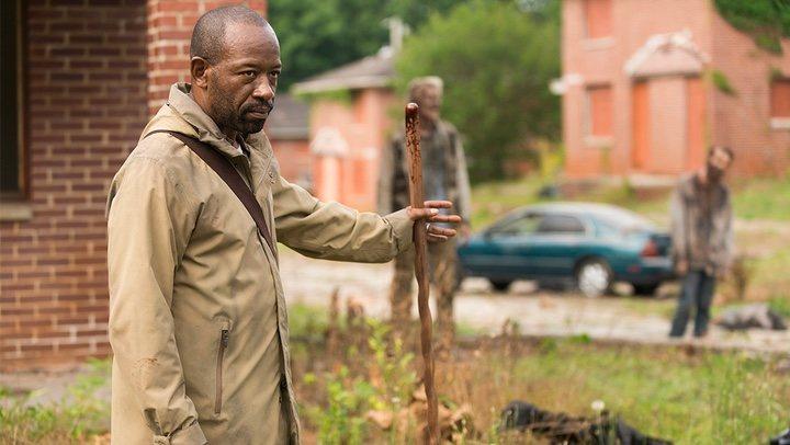 Morgan Jones en 'The Walking Dead'