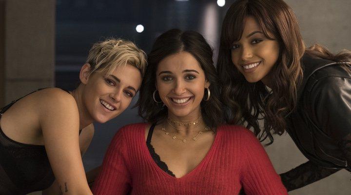 Kristen Stewart, Naomi Scott y Ella Balinska son los nuevos ángeles de Charlie