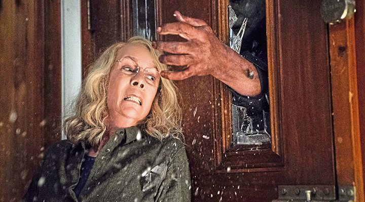 Jamie Lee Curtis y 'Halloween'