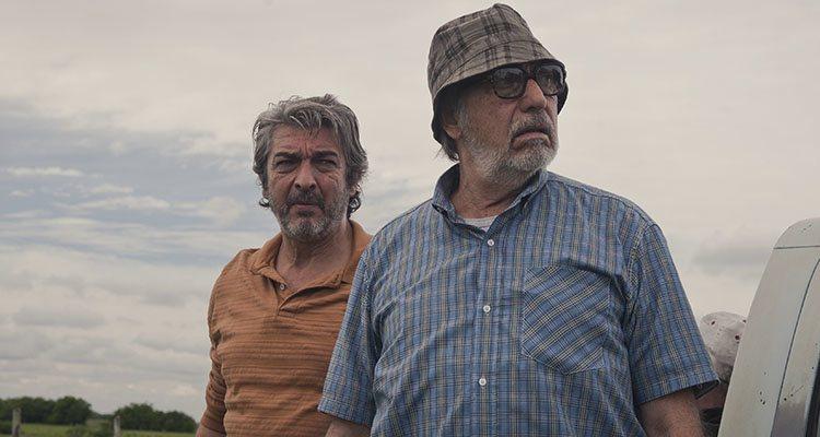 Fotograma Luis Brandoni y Ricardo Darín en 'La odisea de los giles'