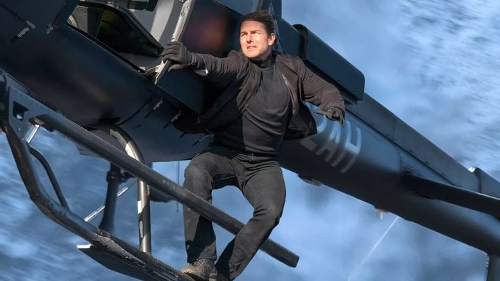 Tom Cruise en 'Mision Imposible - Fallout'
