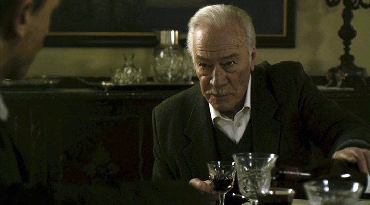 Christopher Plummer mejores papeles