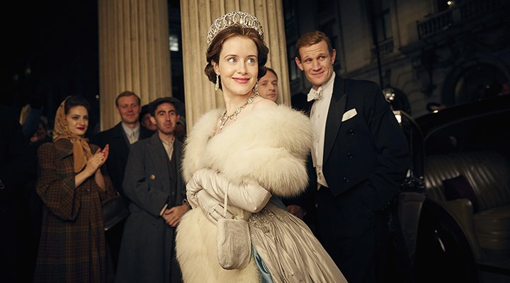 'The Crown' Claire Foy