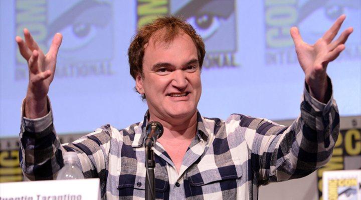 Quentin Tarantino 'Frozen' y 'Enredados'