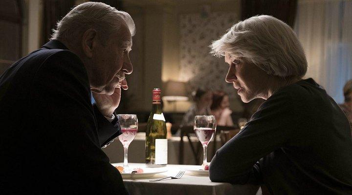 Helen Mirren e Ian McKellen en 'La gran mentira'