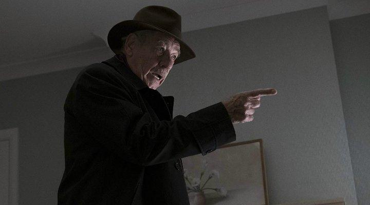 Ian McKellen en 'La gran mentira'