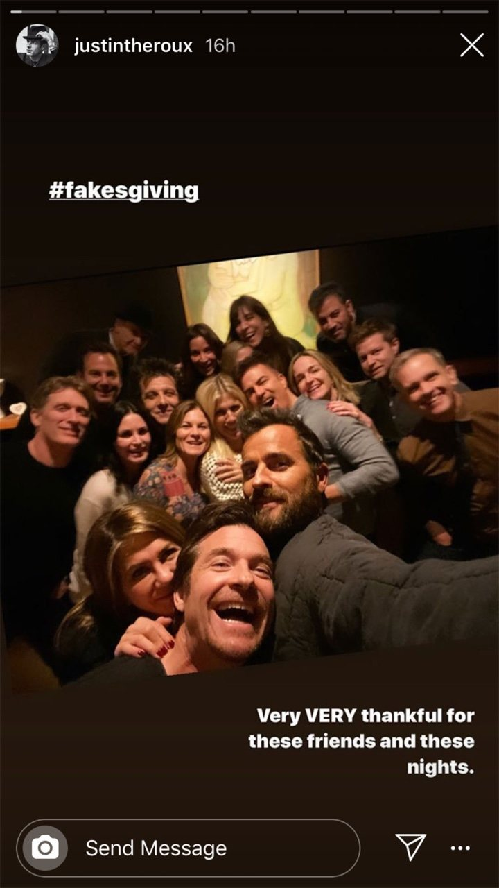 Story de Justin Theroux