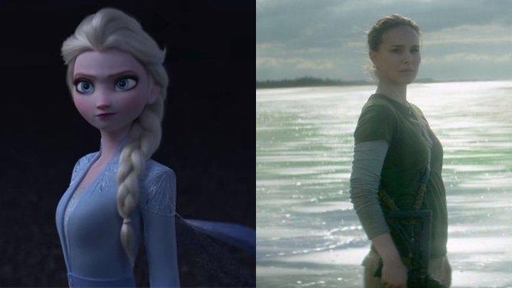 'Frozen' y 'Aniquilacion'