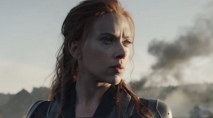 Scarlett Johansson en 'Viuda Negra'
