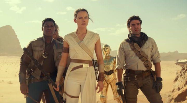 'Star Wars: El Ascenso de Skywalker' es una película ideal para ver con toda la familia esta Navidad