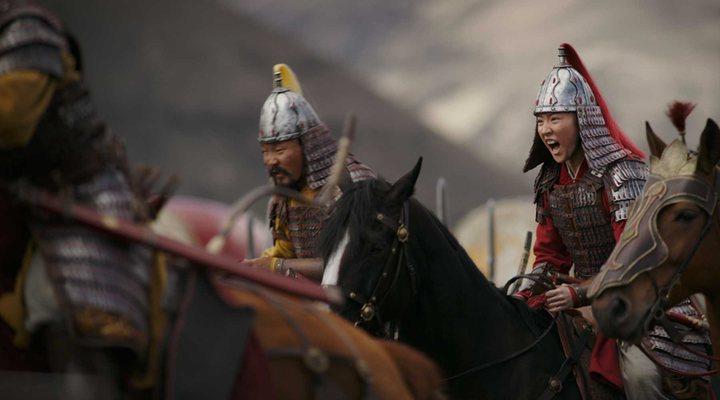 Nuevo tráiler de 'Mulan'