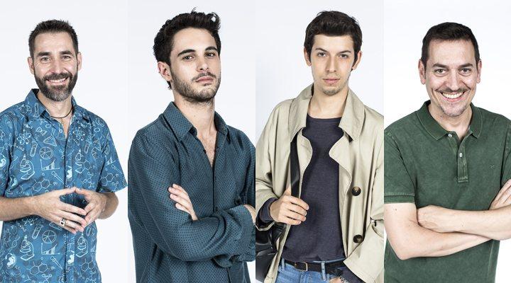 'Charlamos con el equipo y reparto de 'Merlí: Sapere Aude''