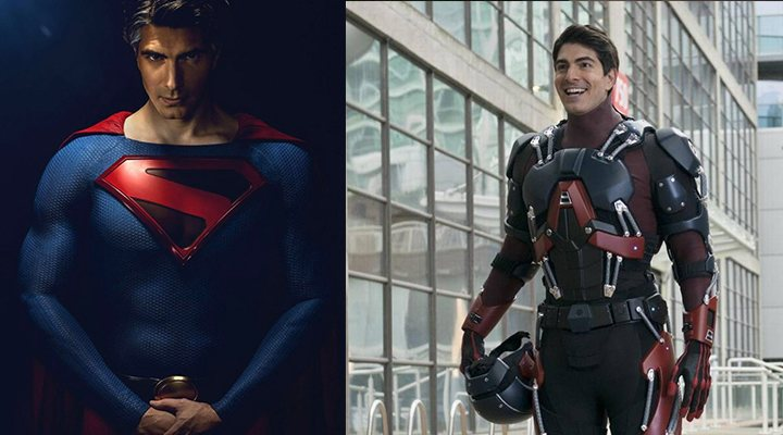 Brandon Routh, Superman y Ray Palmer