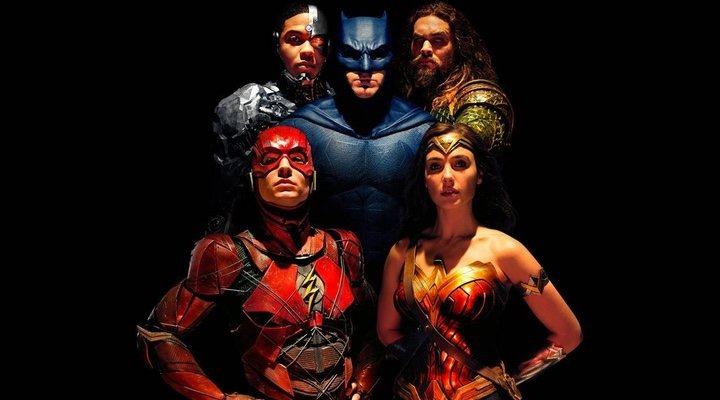 Imagen promocional de 'Liga de la Justicia'