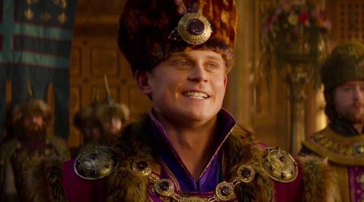 Disney prepara un spin-off del Príncipe Anders de 'Aladdin'