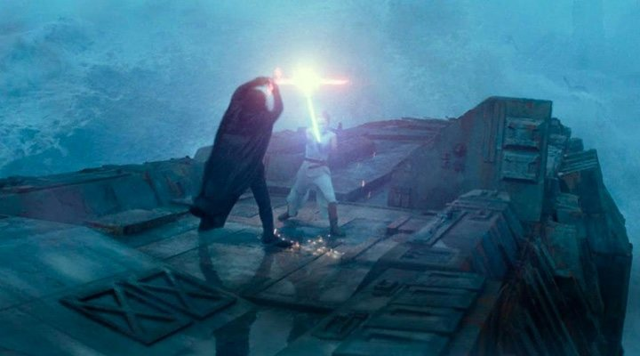 'Star Wars: El Ascenso de Skywalker' puede provocar ataques de epilepsia