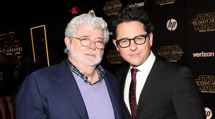 J.J. Abrams y 'Los últimos Jedi'