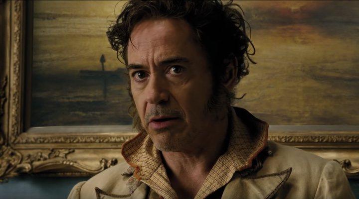 Robert Downey Jr. Doctor Dolittle