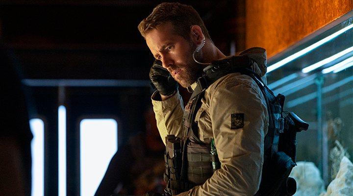 Ryan Reynolds en '6 en la sombra'
