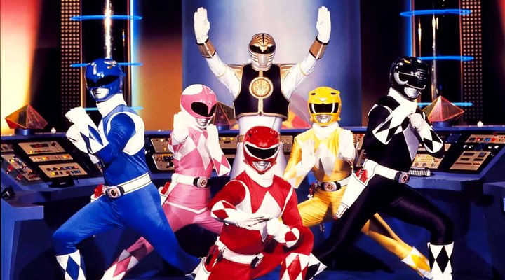 Paramount prepara un nuevo reboot de 'Power Rangers'