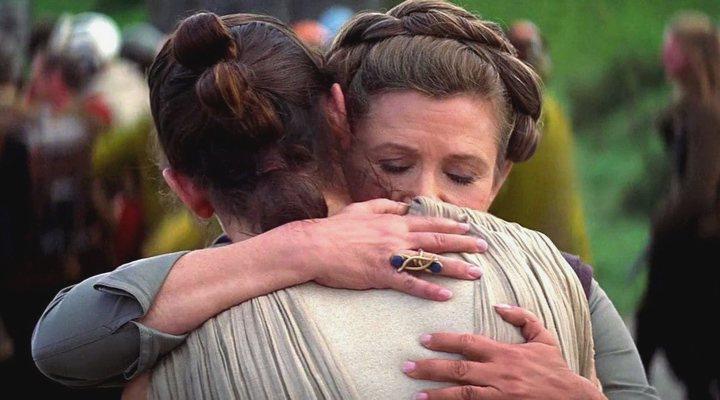 J.J. Abrams se arrepiente de una escena de 'Star Wars: El Despertar de la Fuerza'