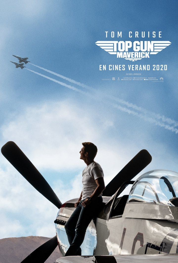 Tom Cruise 'Top Gun:Maverick'