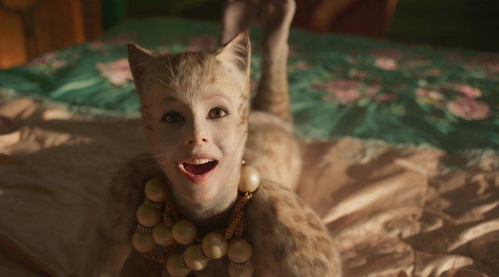 Francesca Hayward en 'Cats'