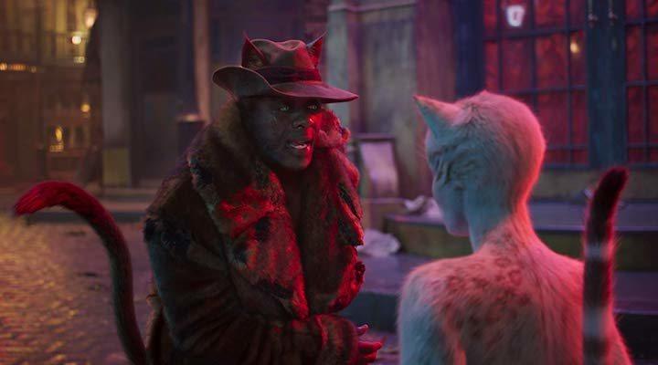 'Cats': La curiosidad mató al gato y ahora vive en el infierno
