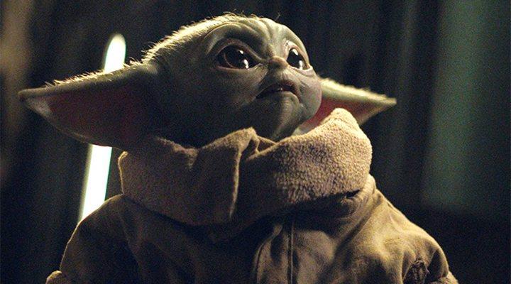 Merchandising Baby Yoda