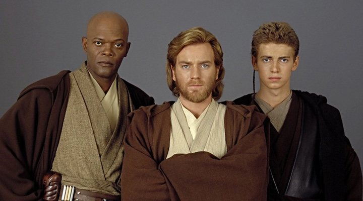 'Star Wars: Episodio II - El ataque de los clones'