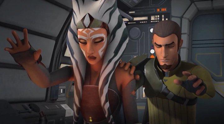 'Star Wars Rebels'