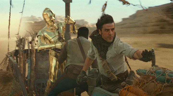 'Star Wars' Oscar Isaac