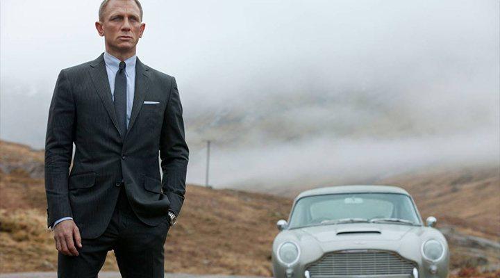 'Sin tiempo para morir' Daniel Craig