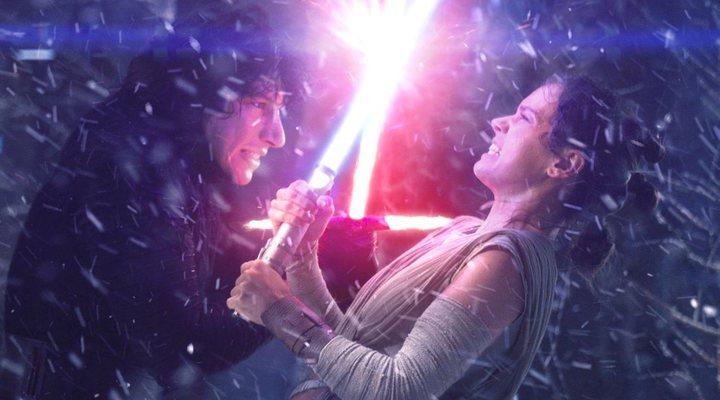 Relación Rey y Kylo Ren en 'Star Wars: El Ascenso de Skywalker'