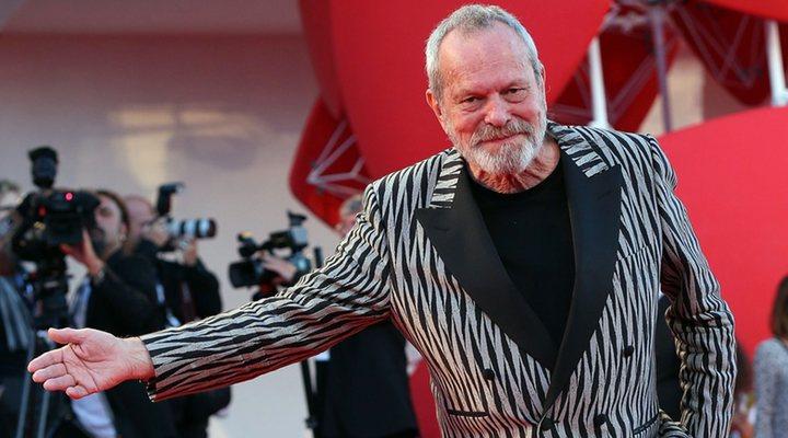 Terry Gilliam en el Festival de Venecia