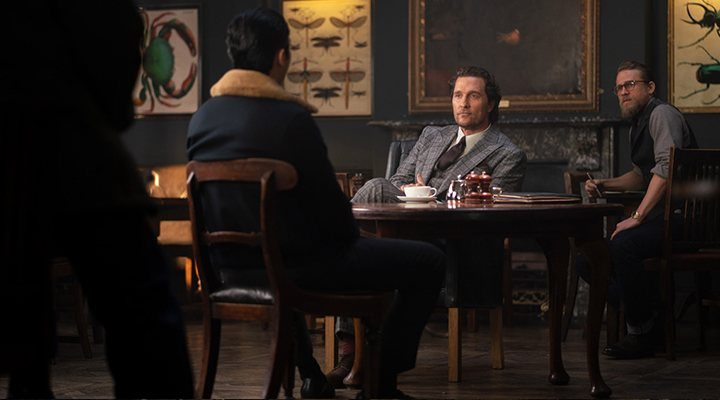 'The Gentlemen' nuevo tráiler