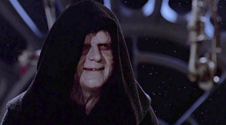 Palpatine Star Wars El Ascenso de Skywalker foto1