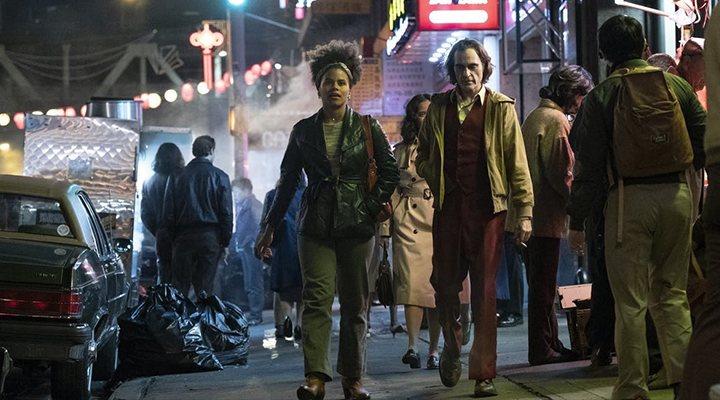 'Joker' personaje Zazie Beetz
