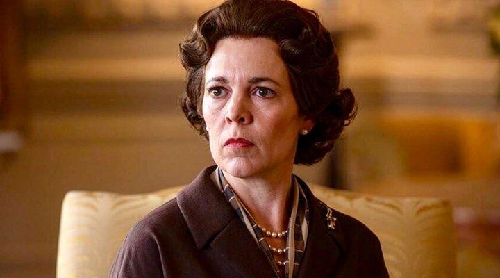 'Olivia Colman'
