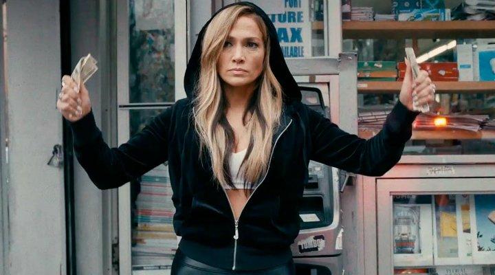 Jennifer Lopez en 'Estafadoras de Wall Street'