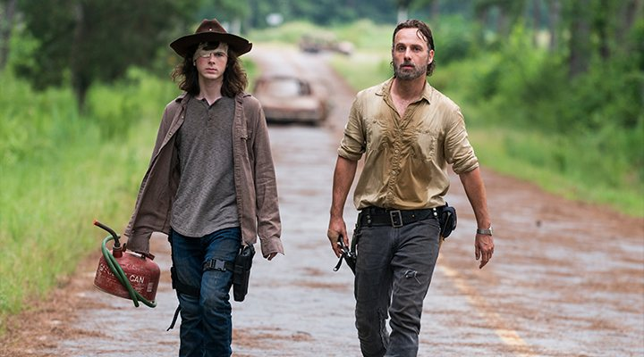 'The Walking Dead' película