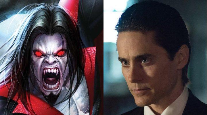 Jared Leto Morbius Sony Marvel