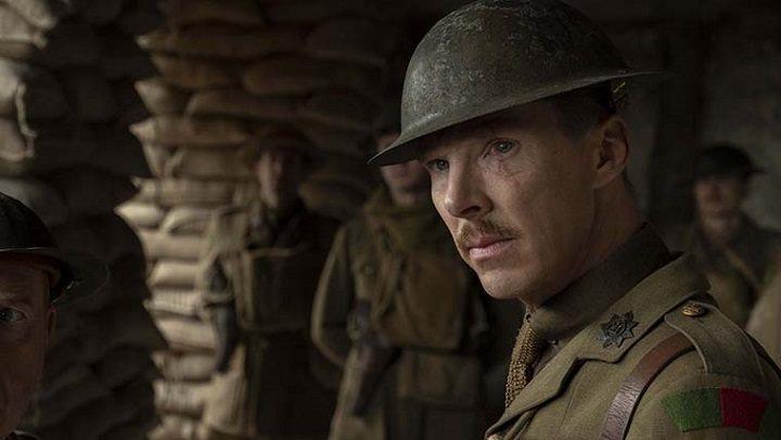 Benedict Cumberbatch en '1917'