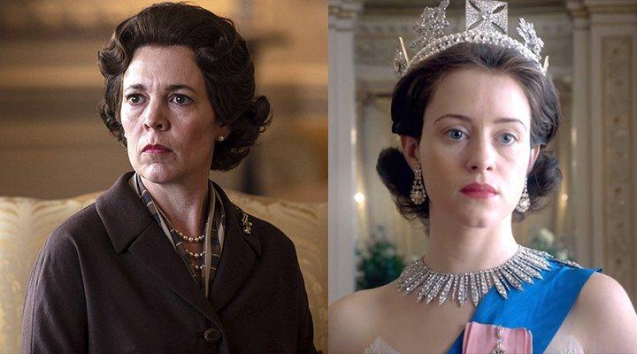 'The Crown' tiempo presente