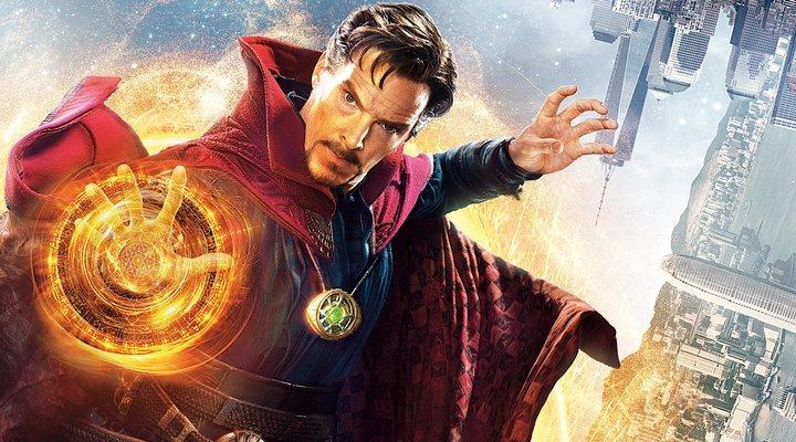 Benedict Cumberbatch en 'Doctor Strange'