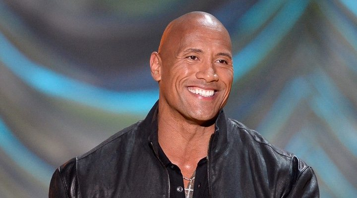 Dwayne Johnson The Rock Young Rock