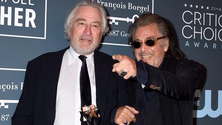 Robert DeNiro y Al Pacino